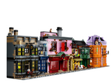 5544PCS 20007 Harry Potter:Diagon Alley