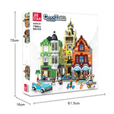 7010PCS 89103 Clock Tower Square