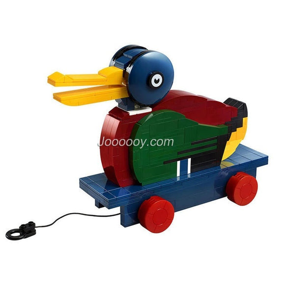 645PCS LEBO 10279 The Wooden Duck