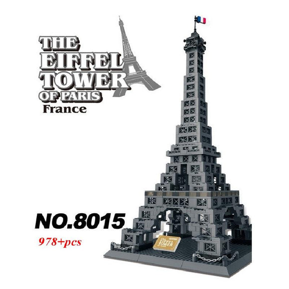 WANGE 8015 THE EIFFEL TOWER OF PARIS