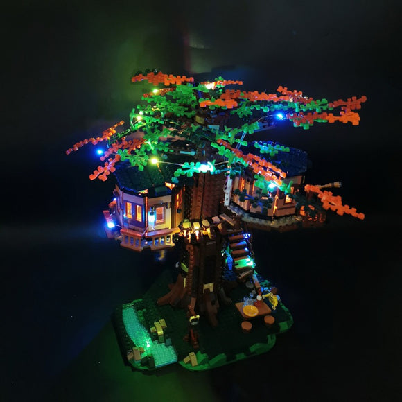 DIY LED Light Up Kit for  tree house 6007