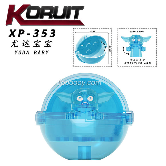 Star Wars Space Capsule Baby XP353