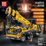 13107 Mouldking Crane Mk II Car