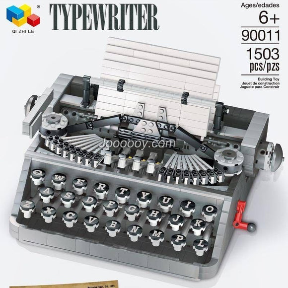 1503PCS 90011  Retro Typewriter