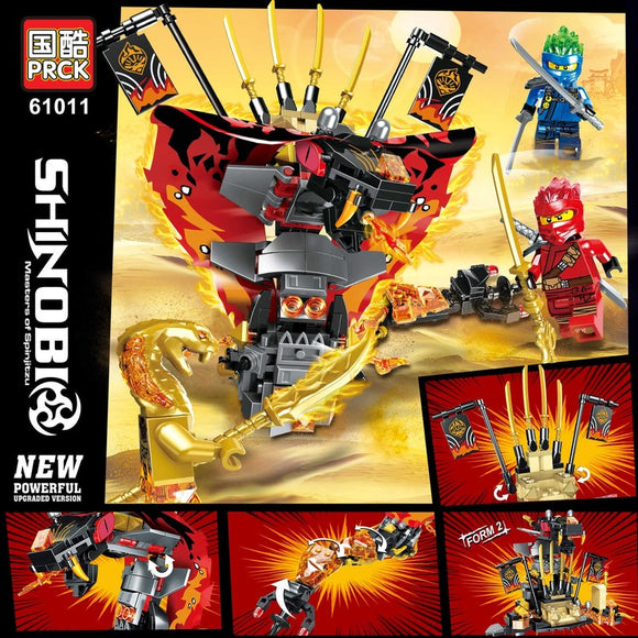 Ninja Fire Fang Compatible 70674