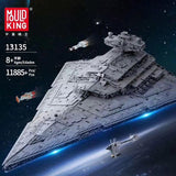 11885pcs Mould King 13135 MONARCH Imperial Star Destroyer Moc-23556