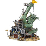 3560Pcs LARI 11252 Welcome to APOCALYPSEBURG