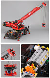 LP20085 fit 42082 Technic Series Rough Terrain Crane