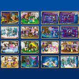 4160pcs DG6566 Princess Star