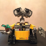 16003 The Robot WALL E 21303 687Pcs