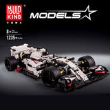 Mould King 13117 F1 racing car