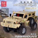 2819pcs MouldKing 13131 1:8 Paramount