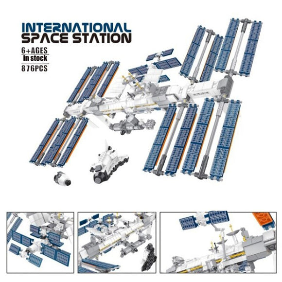 60004 International Space Station