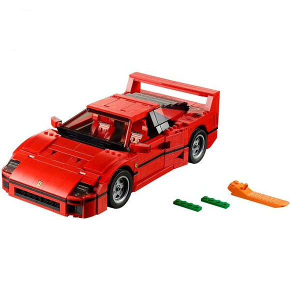 10567 1157pcs Technic Series F40 sports car