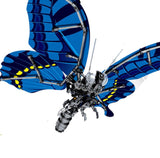 703602 703601 703200 703300  blue butterfly dragonfly honeybee bee tiger butterfly