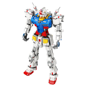 3500pcs Super Robot War Mecha Gundam RX78-2