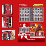 SY1461 2895PCS 52 Figures Spider Book