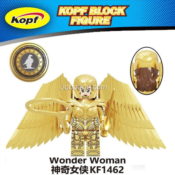 KF1462 Wonder Woman Minifigure