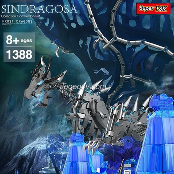 1388PCS K91 Sindragosa Queen of Frostbrood