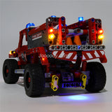DIY LED Light Up Kit For First Responder 42075