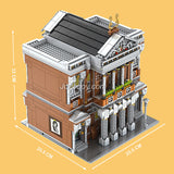 2875PCS MOULDKING 16032 Aovatown:Concert Hall