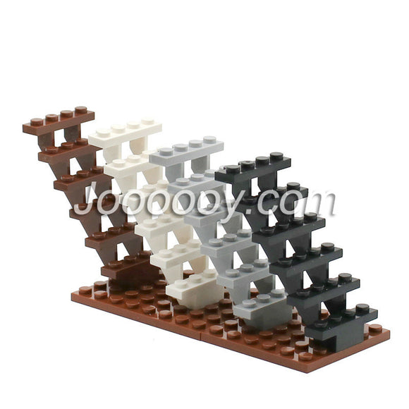 5 pcs 7*4*6 ladder MOC bricks