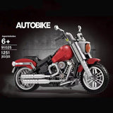 91025 1251PCS Harley Motorcycle