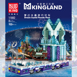 901pcs MOULDKING 11002 Dream Crystal Parade Float