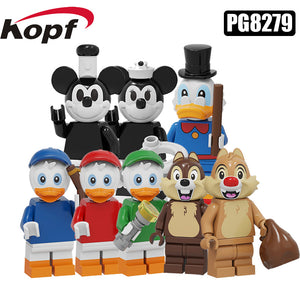 PG8279 Mickey Mouse Series Minifigures