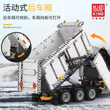 1637pcs MOULDKING 13166 Snow Pusher