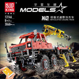 MOULDKING 13146 Articulated 8×8 Offroad Truck