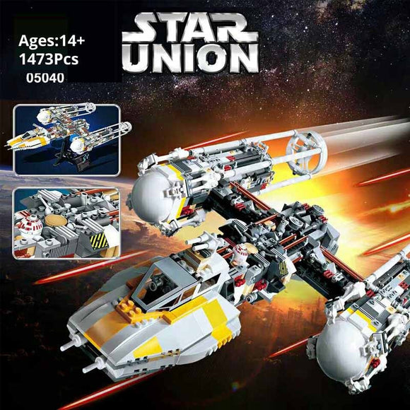 05040 Y-wing Attack Starfighter Star Wars