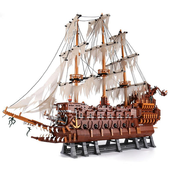 Flying Dutchman 3652pcs Caribbean Pirates Ship