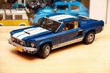 Ford Mustang 91024/dg023 Creator Expert Technic Compatible 10265