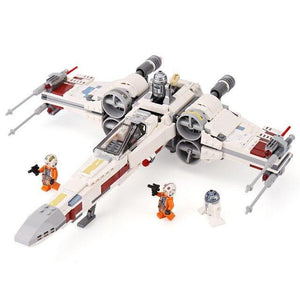 king 81090 Star The Wars X-Wing Starfighter 05145 Compatible with 75218