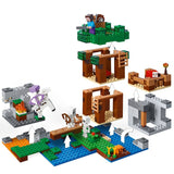 Minecraft My World The Skeleton Arena 18041 Compatible 10989 21146