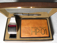 CALCULATOR WATCH HP-01