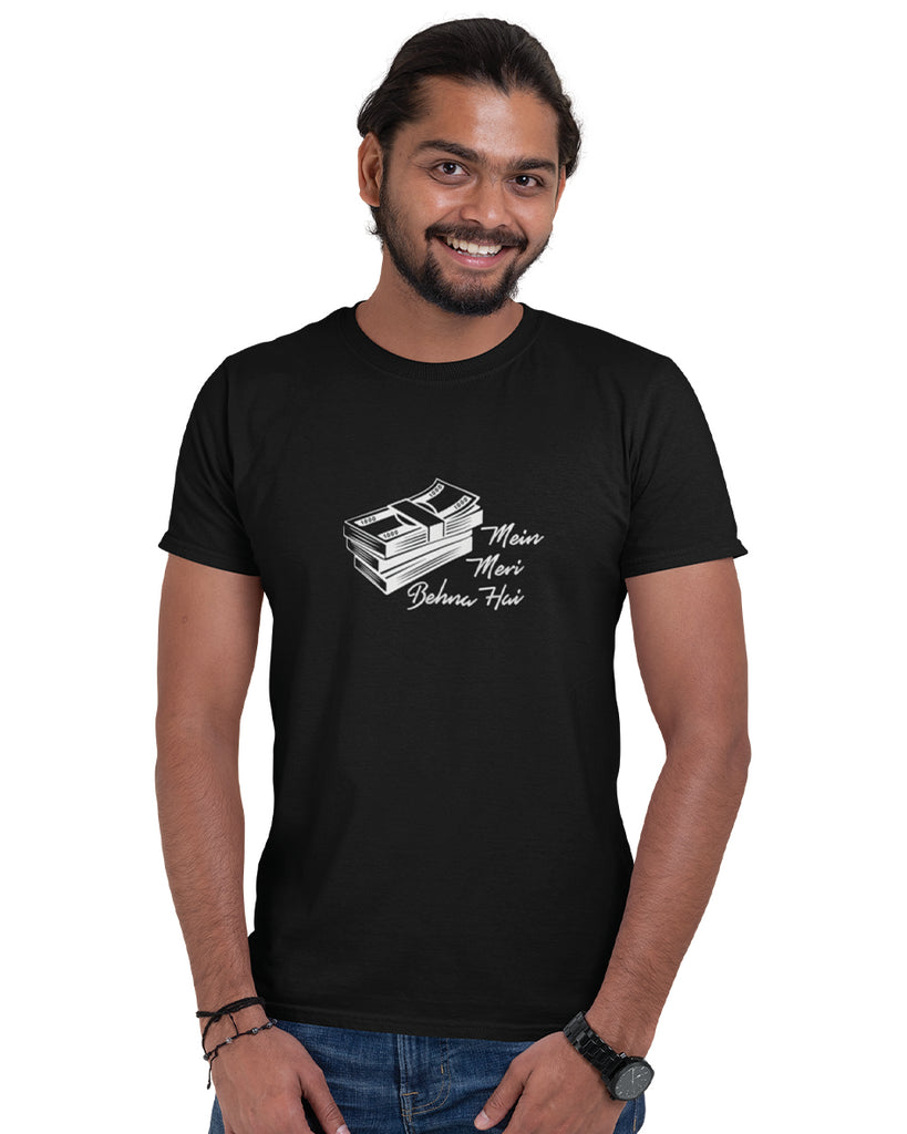 Ek Hazaaron Mein Meri Behna Hai Rakhi T-Shirt For Men,thatchimp
