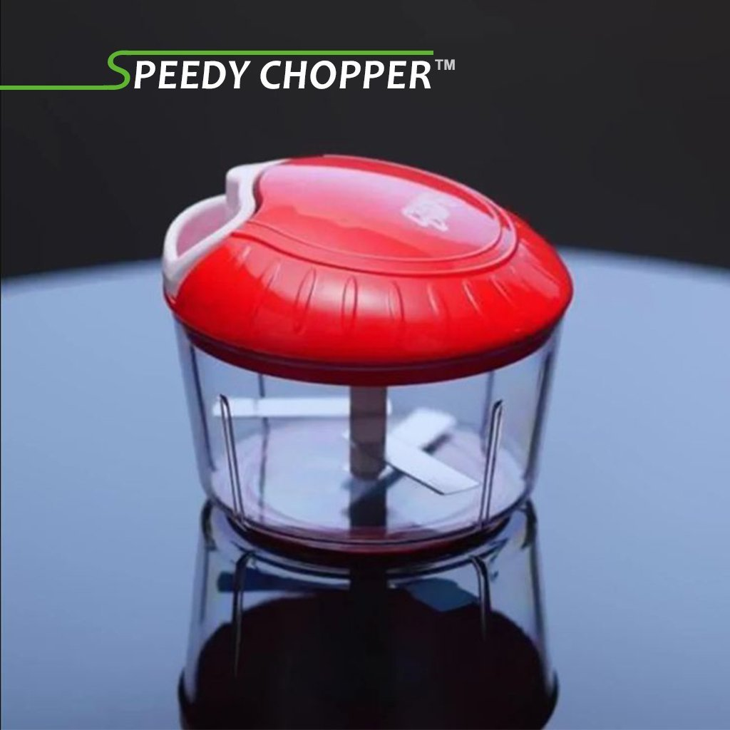 Speedy Chopper Kein Batterie Gemuse Mixer Der Neuen Generation