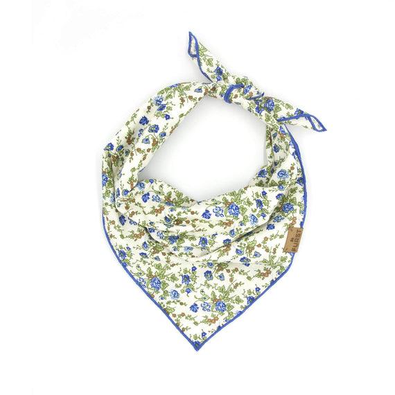 FURST - Wild floral scarf for cat in 100% cotton