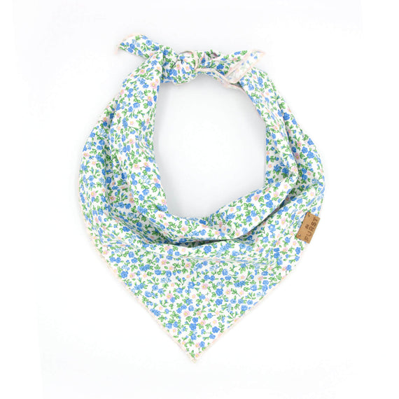FURST - Floral cotton cat scarf
