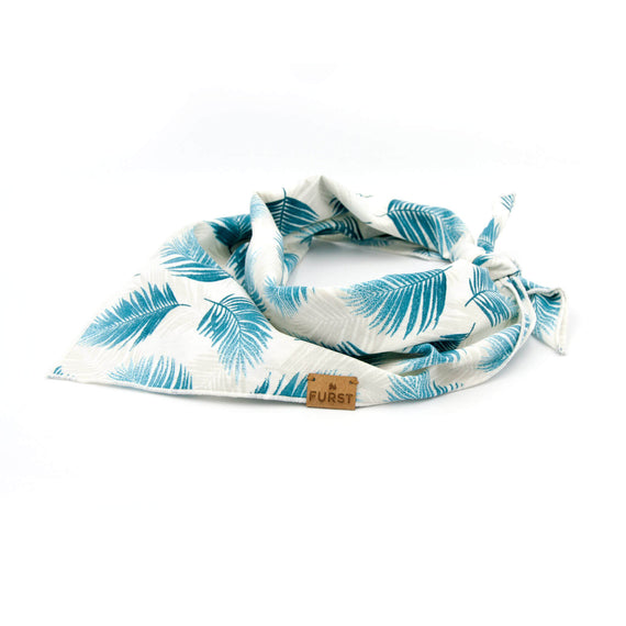 FURST - Bermuda scarf blue topaz quality for cats