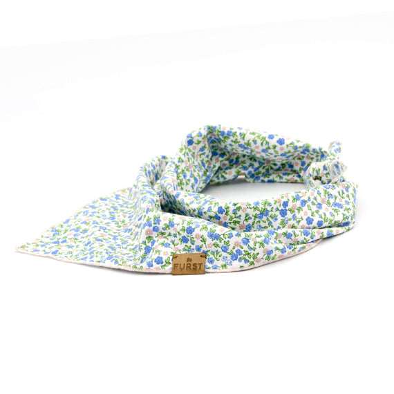 FURST - Chic bandana with floral pattern for cats