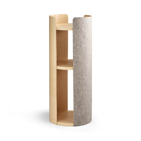 FURST - Large tower of the cat tree torre beige ash