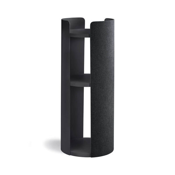 FURST - Large design cat tree tower torre in black ash version