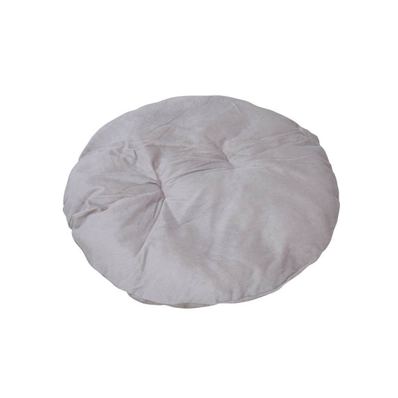 FURST - Denim cushion in the shape of a white Marin bag