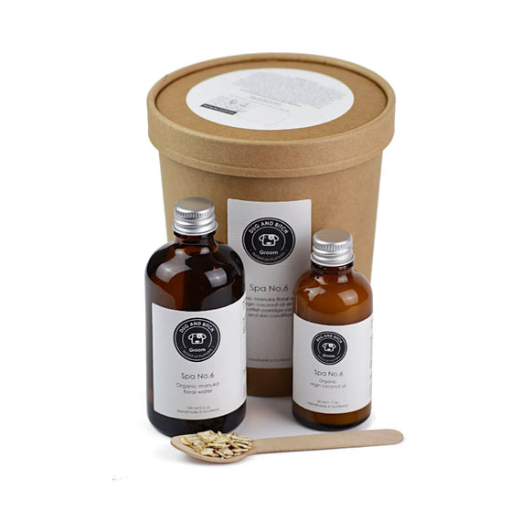 FURST  -  Spa high-end for the well-being of the manuka flower, oat and coconut oil