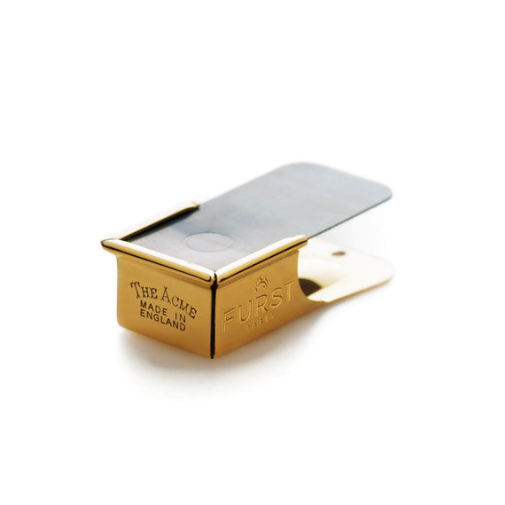 FURST - High-end clicker with unique gold tone for positive dog education
