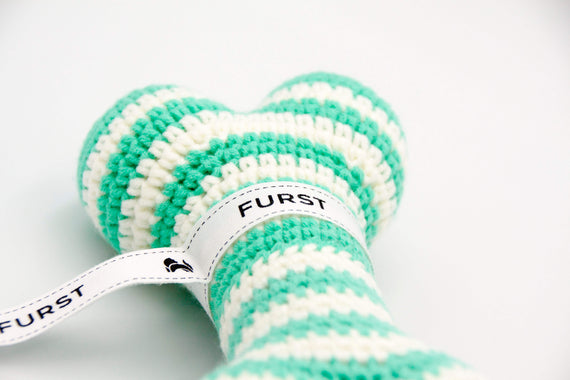 FURST - Premium Atlas Toys for Dogs in Water Bone Color