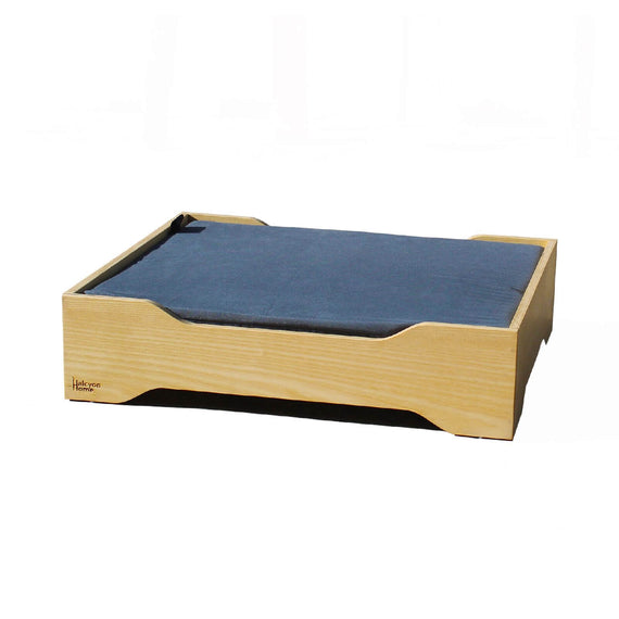 FURST - Hedo Dog Bed with Ultra Comfort Memory Cushion